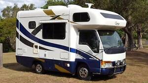 2017 Fit-out 1995 Isuzu Elf 250 Caprice Automatic Motorhome Pullenvale Brisbane North West Preview