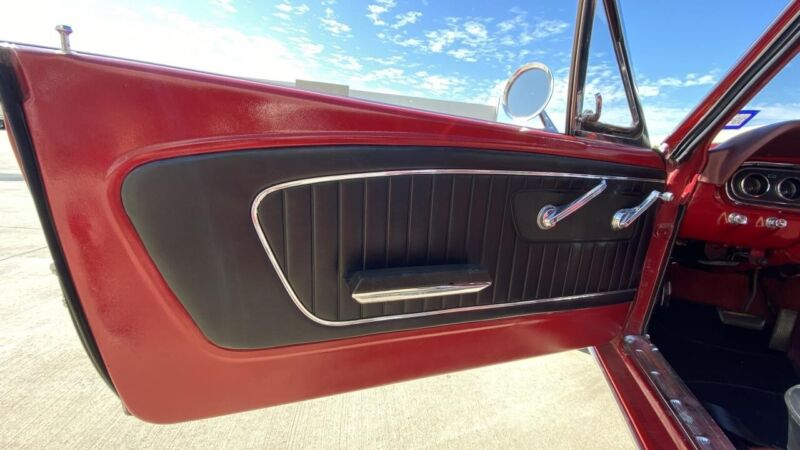 Image 10 Coche Americano de época Ford Mustang 1966