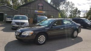 2008 Buick Lucerne CX, Leather, Certified, LOW LOW KMS