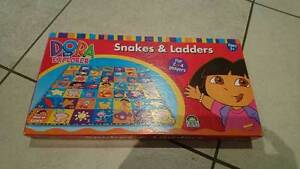 Dora Snakes and Ladders Stafford Brisbane North West Preview