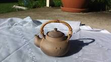 Japanese green tea clay teapot.One cup serve.never used Wellington Point Redland Area Preview