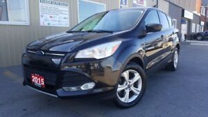 2015 Ford Escape SE-AWD-BACK UP CAMERA-HEATED SEATS-ALLOYS