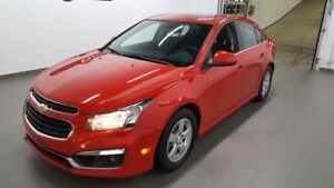 2015 Chevrolet Cruze 1LT, bluetooth, régulateur NO DAMAGE REPORT