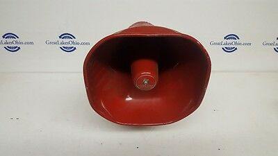 Federal Signal 955r Directtone Audible Speaker 25v 15w