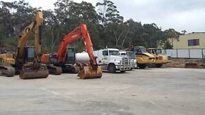 Wanting to buy Earthmoving MACHINERY TOP DOLLAR PAID!!!!!!!!!!!!! Rathmines Lake Macquarie Area Preview