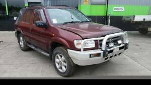 2001 Nissan Pathfinder, 3300cc, Auto.  NOW DISMANTLING Wollongong Wollongong Area Preview