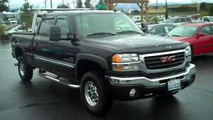 (Wanted) 2007 GMC 2500 HD with the 6.6 LBZ
