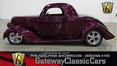 1936 Ford Coupe -- 1936 Ford Coupe  0 Purple Coupe 350 CID V8 3-Speed Automatic