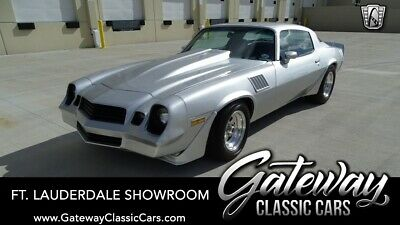 1978 Chevrolet Camaro Z28 ilver 1978 Chevrolet Camaro Coupe 454 CID V8 4 Speed Automatic Available Now!