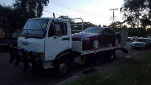 Hino Tilt Tray truck 5 tons Brisbane City Brisbane North West Preview