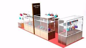 Kiosk, Shop, Pop-up, middle shop, temporary, moving, Westfield Epping Whittlesea Area Preview