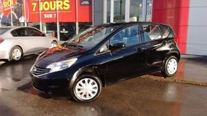 2015 Nissan Versa Note S / MANUEL / AIR / BLUETOOTH