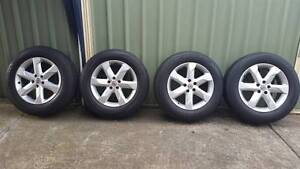 Nissan Murano 18 inch stock rims Ryde Ryde Area Preview