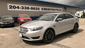 2018 Ford Taurus Limited WELL EQUIPPED WITH NAV SUNROOF