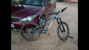 2014 Giant Trance 0 Carbon Frame-Mountain Bike Yackandandah Indigo Area Preview