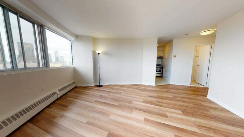 Le Colisée: Apartment for rent in Downtown Montreal ...