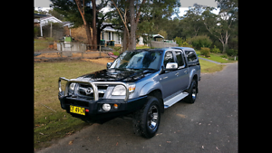 Mazda BT50 SDX Menai Sutherland Area Preview