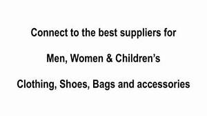 Suppliers for wholesale clothing, shoes, bags & accessories Perth Perth City Area Preview
