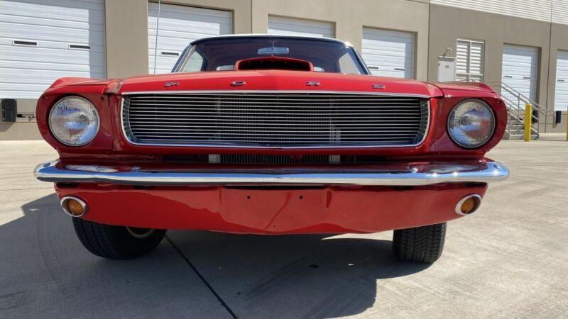 Image 9 Coche Americano de época Ford Mustang 1966