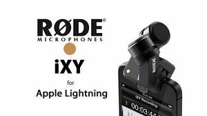 Rode i-XY Stereo Microphone (iPhone and iPad) Mount Hawthorn Vincent Area Preview