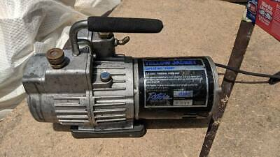 Yellow Jacket 93460 Superevac 2 Stage Hvac Vacuum Pump 6 Cfm 115v60hz - Tested