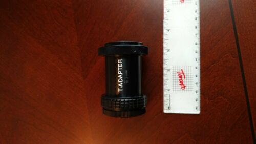 Pentax T Adapter with 1.25 inch ID Tube