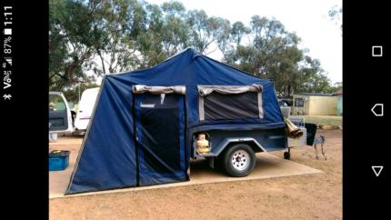 Camper trailer Eaton Dardanup Area Preview
