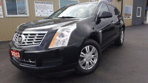 2013 Cadillac SRX NO HST 1 WEEK ONLY-Luxury AWD-PAN ROOF