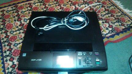 Printer Scanner Brand: Brother DCP-J125  100$ Bexley North Rockdale Area Preview