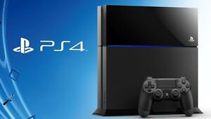 Sony PS4 - Playstation 4 - 500GB -Fifa NBA - Hardly Used 2015 Fortitude Valley Brisbane North East Preview