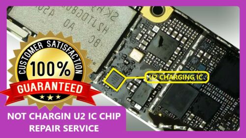 iphone 6S / 6S plus Not Charging (U2 Charge ic) Repair Service
