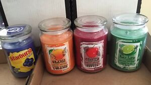 Brand New Soy Blend Candles