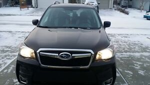 2014 Subaru forester 2.0xt touring with carproof