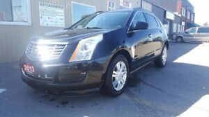 2013 Cadillac SRX Leather Collection--ULTRAVIEW SUNROOF-OFF LEAS