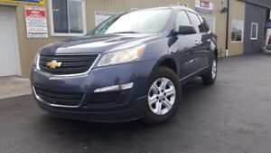 2013 Chevrolet Traverse NO HST 1 WEEK ONLY-REVERSE CAMERA-8 PASS