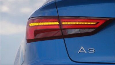 AUDI A3 S3 8V SEDAN Facelift MATRIX TAIL LAMP Coding & Harness & ODIS Connector