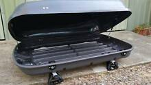 Pro Rack Roof Box + Roof Rack Bars Chandler Brisbane South East Preview