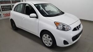 2015 Nissan Micra SV, A/C, bluetooth, régulateur NO DAMAGE REPOR