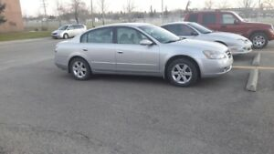 2002 Nissan Altima 2.5 (Reduced)