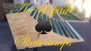 Cheapest and best made sk8 ramps in Perth!!