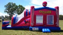 Spiderman jumping castle Fairfield West Fairfield Area Preview