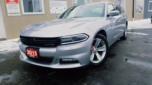 2015 Dodge Charger SXT-REMOTE START-HEATED SEATS-BLUETOOTH-TOUCH