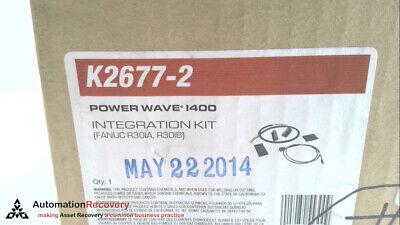 Lincoln Electric K2677-2 Complete - Power Wave I400 Integration Kit Ne 207031