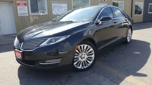 2013 Lincoln MKZ NAVIGATION-SUNROOF-LEATHER-BACK UP CAMERA