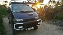 Mitsubishi Delica Campervan 4WD 2.8 Diesel, low km, full options Sydney City Inner Sydney Preview
