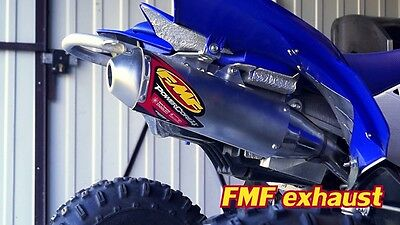 FMF Powercore 4 Slip-On Exhaust Muffler ATV Yamaha Yfz450r 2009-2017 - Fmf Atv Silencer
