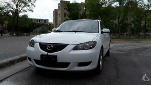 2005 Mazda3 LOW KM! new tires