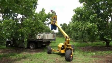 Wanted: AFRON / Squirrel or Similar 3-wheeler Cherry Picker 3m Karragullen Armadale Area Preview