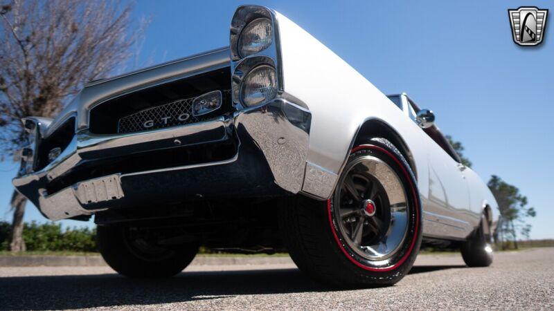 Image 6 Voiture Américaine de collection Pontiac GTO 1967