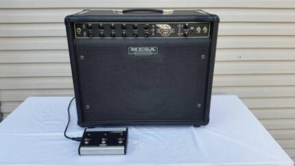 The Mesa Boogie Dual Rectifier Roadster 2×12 Combo Amplifier is an extremely.